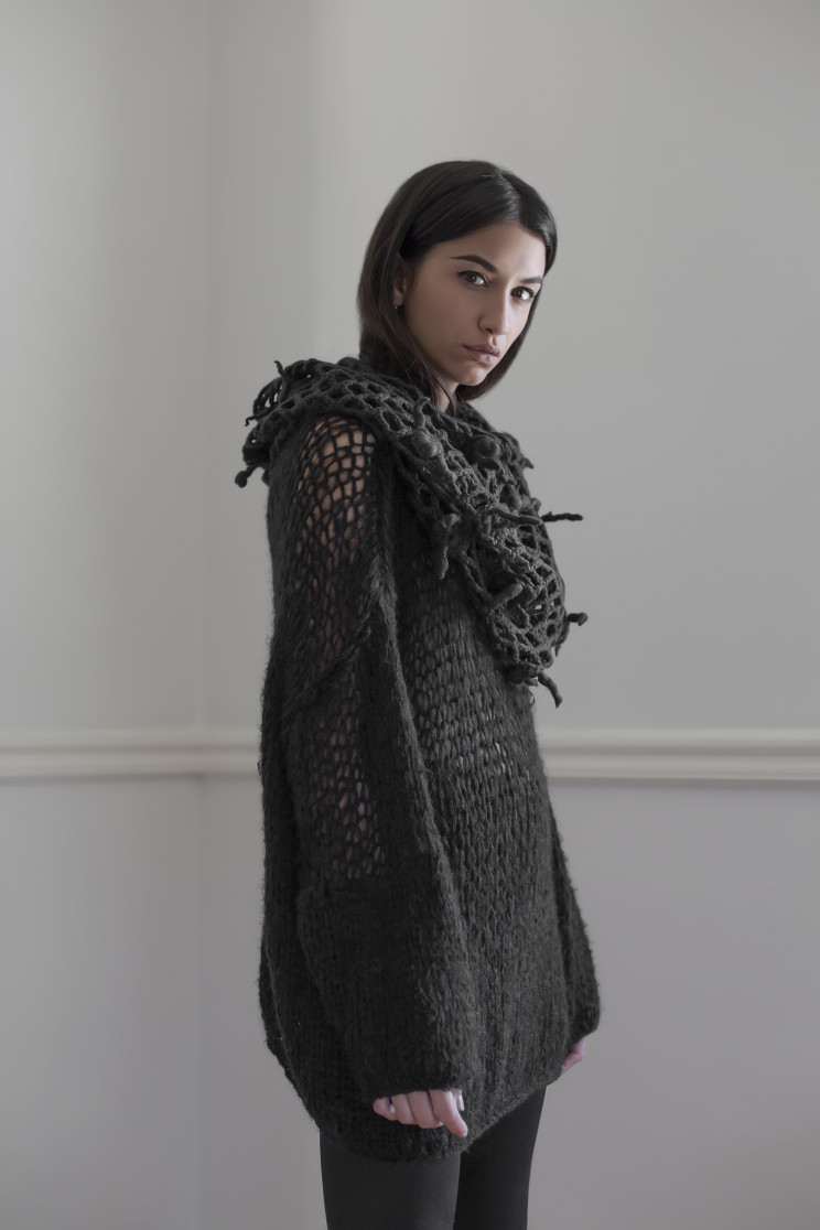 Maydi, wool, natural fibers, knitwear, handmade, buenos aires, contemporary design, timeless garments, tejidos, lanas